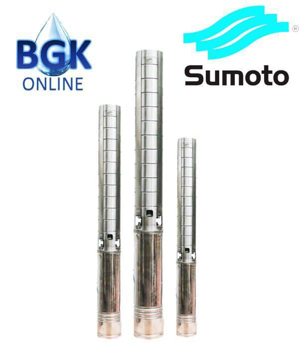Bơm chìm giếng khoan Sumoto Model 4SP
